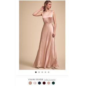BHLDN Alexia Dress - Size M - Oyster